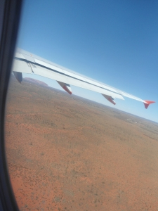 Goodbye Uluru - Photography by Lillian Altman